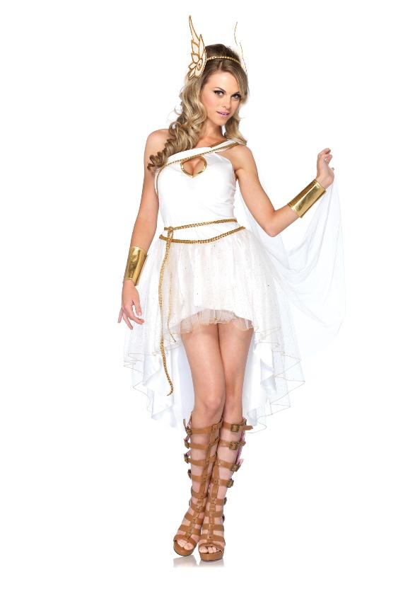 Греческая богиня костюм своими руками