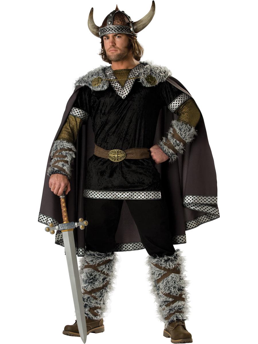 Новогодний костюм викинга своими руками